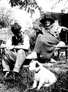 leonard et virginia woolf