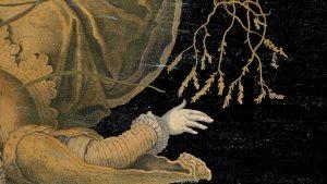 Gabriel Schemoul, illustration réalisée pour la couverture de Chant du Marais,